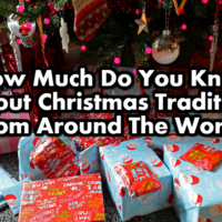 How Much Do You Know About Christmas Traditions From Around The World?