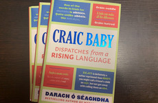 WIN: We have signed copies of Craic Baby by Darach Ó Séaghdha up for grabs