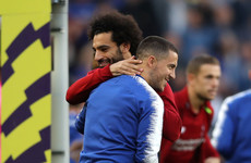 Salah or Hazard? Graeme Souness explains why Chelsea star gets the nod
