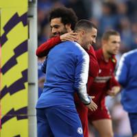 Salah or Hazard? Graeme Souness explains why Chelsea star gets the nod