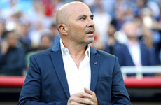 Months after his Argentina stint ended disastrously, Jorge Sampaoli is back in management