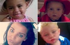 Devastating fire that killed pregnant woman and three children was caused by tea light