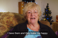 Irish grandparents are sharing their favourite Christmas memories in a humorous video doing the rounds on Facebook