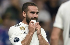 Real Madrid defender hits out at homegrown players after shock loss