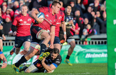 Munster back on script in pivotal pool clash with spiced-up Castres