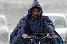 Met Éireann warns of 'hazardous' conditions as wet and windy weekend expected