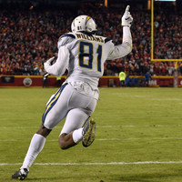Chargers score dramatic two-point conversion with seconds left to clinch playoff place