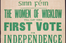 1918 was an 'incredibly dramatic year' for Ireland