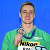 Ireland's Ryan claims world bronze in 50m backstroke final