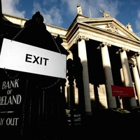 Minister admits defeat in bid to take over College Green bank