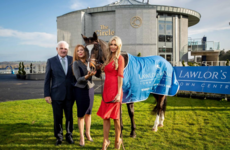 WIN: A VIP Ladies' Day experience at Naas Racecourse with lunch and an overnight stay