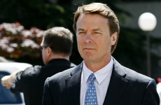 Designer testifies at John Edwards trial over donations from 101-year-old