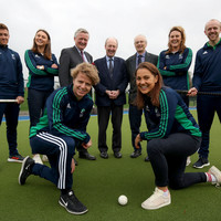 Irish hockey's Tokyo 2020 preparations boosted by new €600,000 pitch