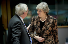 'You called me nebulous!': Juncker explains remarks after heated exchange with Theresa May goes viral
