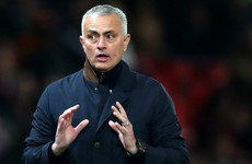 Jose Mourinho believes Man United are 'far' from being a team in his image