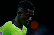 Dembele needs to improve off the pitch, admits Barcelona team-mate
