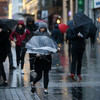 Status Orange: Storm Deirdre hits with 110 km/h winds and 'downpours of rain'