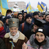 Ukraine Orthodox priests to establish church independent from Russia