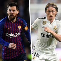 Modric has a dig at Messi and Ronaldo for skipping Ballon d'Or ceremony