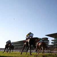 Brain Power a class above as he storms to victory at Cheltenham