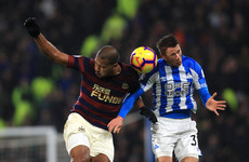 Rondon's second-half goal secures precious away win for Newcastle at Huddersfield