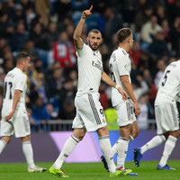 Real Madrid cut the gap on leaders Atletico and Barcelona with scrappy victory over Rayo Vallecano