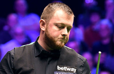 'I was all over the place': Hungover Allen reaches Scottish Open final