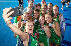 Irish women's hockey team voted RTÉ Sport's Team of the Year by the public