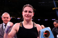 'It was just a privilege to fight here in Madison Square Garden in front of so many Irish people'