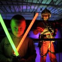 Fancy getting Leia-ed? Star Wars couples should visit Dublin...