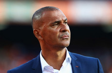 Ruud Gullit: 'Almost impossible' for a black person to speak out