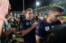 Paddy Jackson in talks over possible move if Perpignan's relegation is sealed