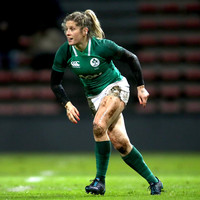 Ireland's Alison Miller makes rugby return 10 months after horrific ankle injury