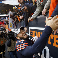 How bout them Bears? Chicago eliminate Packers to clinch first playoff place since 2010