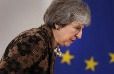 Theresa May: second Brexit referendum would do 'irreparable damage' to integrity of British politics