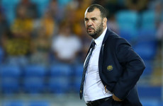 Cheika survives as Wallabies coach, Johnson appointed