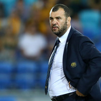 Cheika survives as Wallabies coach, Johnson appointed