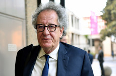 Orange Is The New Black actress accuses Geoffrey Rush of inappropriate behaviour