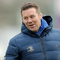 'That is the ambition': Leinster scrum coach Fogarty ready to step up if Ireland come calling