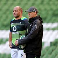 Ireland captain Best backs Schmidt to lead the Lions in 2021