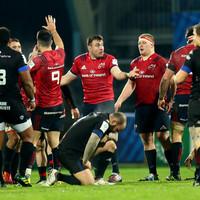 Van Graan proud of Munster's discipline in Castres