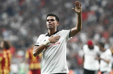 Besiktas confirm departure of former Real defender amid growing debts
