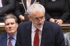 Jeremy Corbyn has tabled a no-confidence motion in PM Theresa May