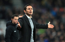 Lampard's Derby retain Brian Clough Trophy after tense stalemate in East Midlands derby