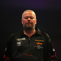 Five-time World champion Van Barneveld 'lost for words' as he crashes out at Ally Pally
