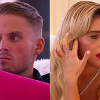 Charlie and Ellie's blowout was the only mildly interesting thing about last night's Love Island reunion