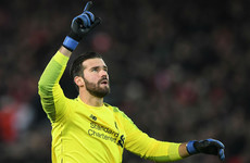 Robertson: 'Unbelievable' Alisson will bounce back from mistake against United