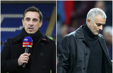 Gary Neville: 'The sacking of Jose Mourinho is a result of what happened last summer'