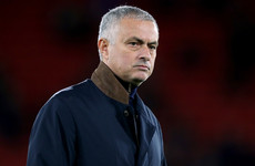 'I'd have a mirror put in the dressing room' - the football world reacts to Mourinho's departure