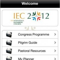 Hymns and prayers on your iPhone in time for Eucharistic Congress